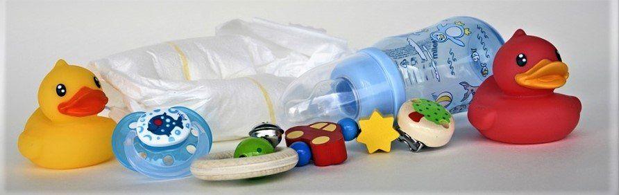 objetos lactancia